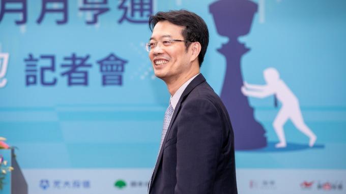 群益投信總經理陳明輝。