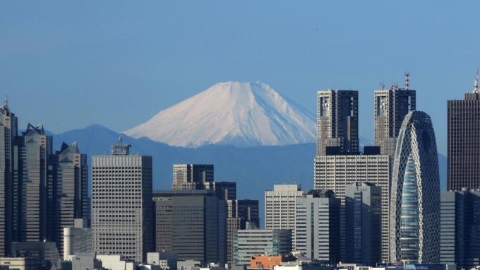 日本4月CPI成長0.9%,連續28個月正成長。(圖片:AFP)