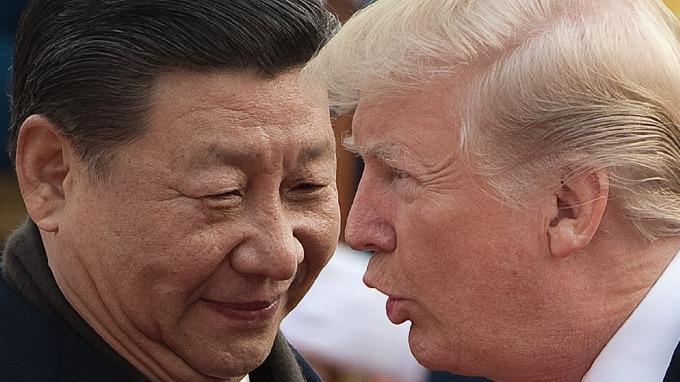 美中貿易戰加劇,國際油價走跌。(圖片:AFP)