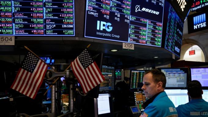 (圖片:AFP) 美國指數期貨盤前反彈