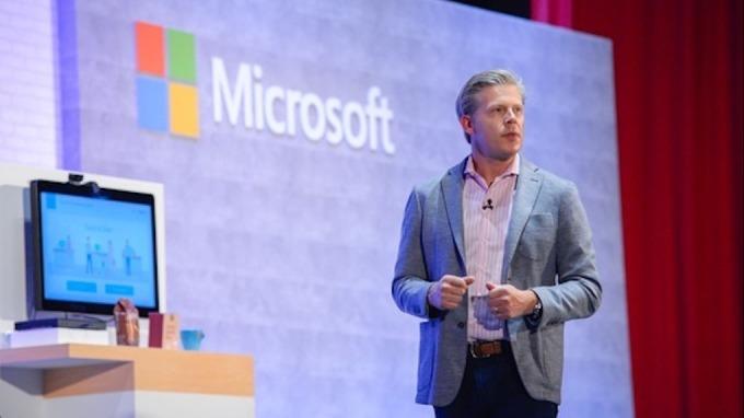 微軟全球副總裁Nick Parker今年將在Microsoft Keynote Forum擔任主講。(圖:COMPUTEX提供)