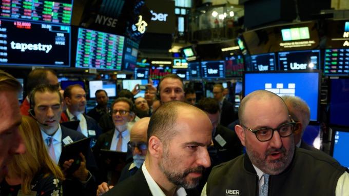 (圖片:AFP) 川普談話 股市反彈