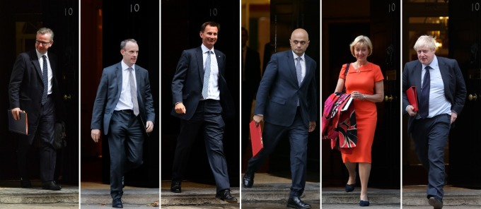 英國下屆首相人選出爐。(圖片:AFP)