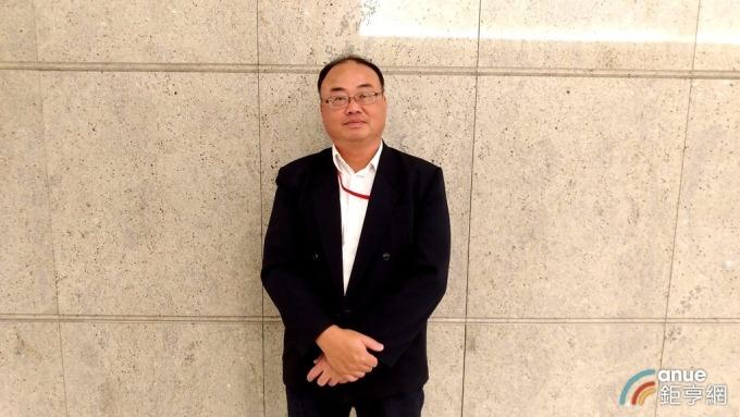 如興財會處副總經理徐仲榮。(鉅亨網記者彭昱文攝)