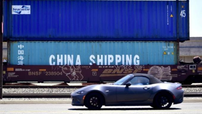 Fed報告:台灣入列貿易戰真正的贏家。(圖片:AFP)
