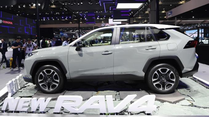 日本5月新車銷量年增6.5%,日產持續低迷。(圖片:AFP)
