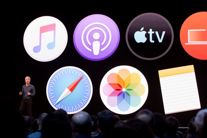 週二蘋果在加州面臨 iOS 開發者的集體提告。(圖片:AFP)