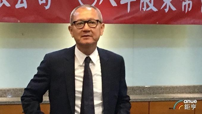 〈國巨股東會〉陳泰銘看下半年到明年「謹慎保守」 庫存5個月稼動率3-4成