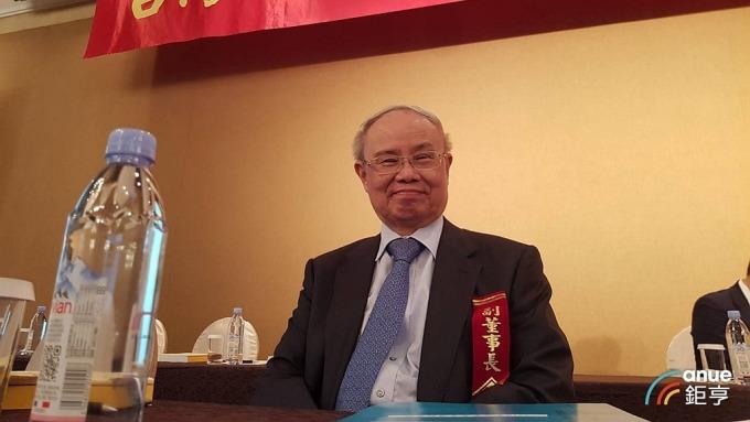 台化副董事長洪福源強調,台塑集團工安投資「無上限」。(鉅亨網記者彭昱文攝)