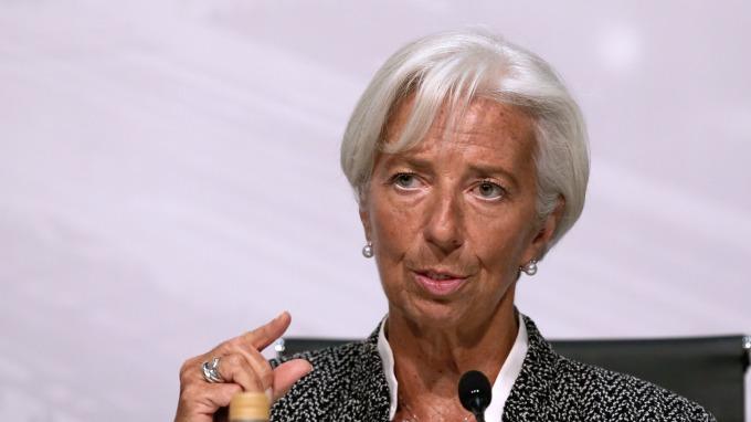 IMF警告 貿易戰 將使明年全球經濟減少達4550億美元 (圖片:AFP)