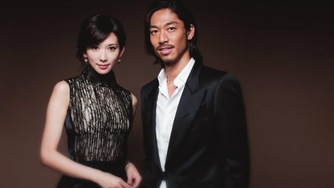 志玲姊姊閃嫁放浪兄弟成員Akira (圖片:翻攝 Akira 臉書)