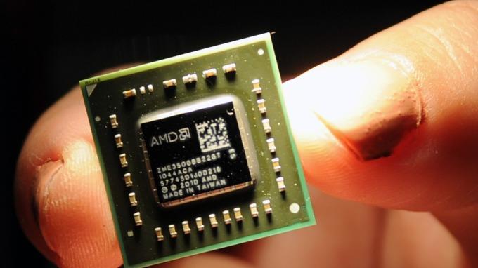 大摩對看空評價罕見認錯 AMD大漲超過7%  (來源 :AFP)