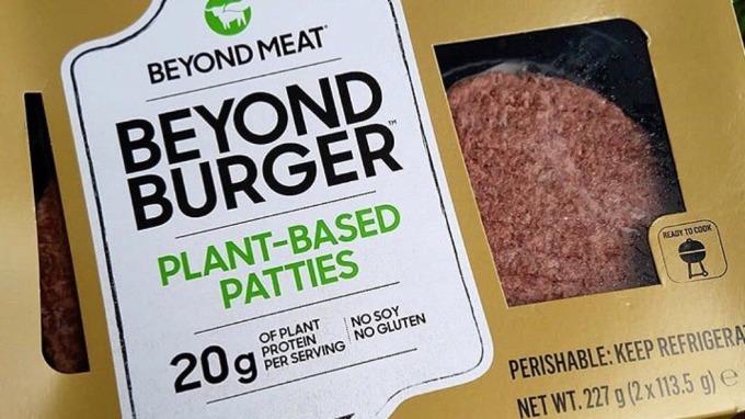 分析師看好未來前景!「超越肉類」收盤狂漲近40%