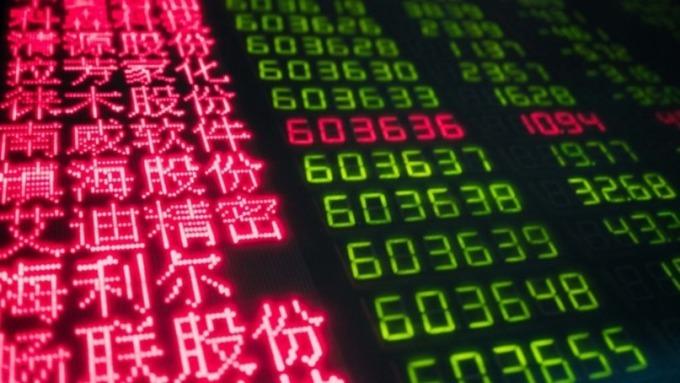 A股低迷!中國證券業5月業績暗淡(圖片:AFP)