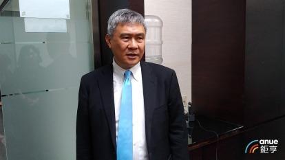 台達電董事長海英俊。(鉅亨網記者彭昱攝)