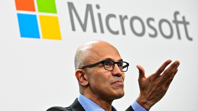Salesforce和谷歌重金收購分析企業 一切都只為與微軟在雲端競爭(圖:AFP)
