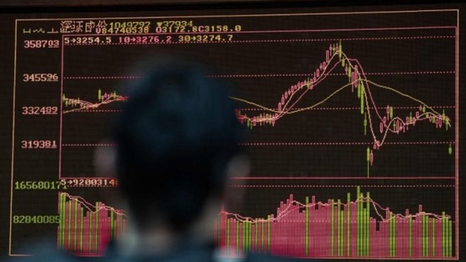 外資回流A股,金融最吸金(圖片:AFP)