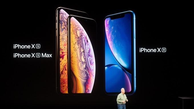 蘋果有能力將iPhone生產線全數移出中國境外(圖片:AFP)