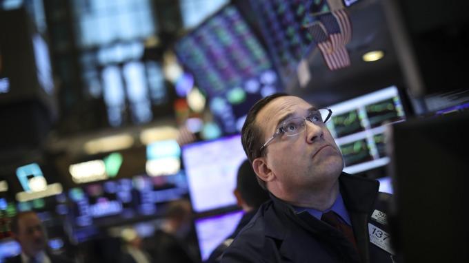 股市反彈但波動率不降有什麼玄機?(圖:AFP)