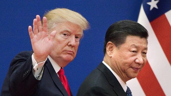美中關係緊繃,據傳G20「川習會」的籌備工作,幾乎還沒開始。(圖片:AFP)