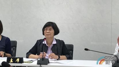 財政部統計處副處長陳玉豐。(鉅亨網記者郭幸宜攝)