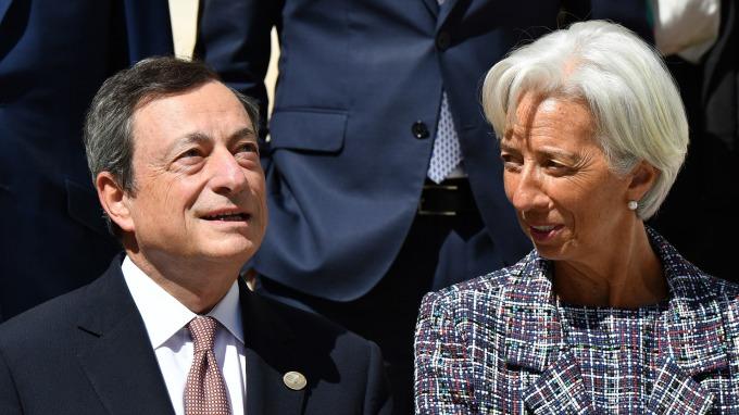 貿易戰越走越糟 逼得兩位經濟領袖聯手提出警告 (圖片:AFP)