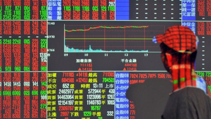 衝季線好事多磨?留意反送中影響亞股。(圖:AFP)