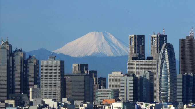 日本大企業景氣預測BSI連續2季下滑,下季預估大幅回彈。(圖片:AFP)