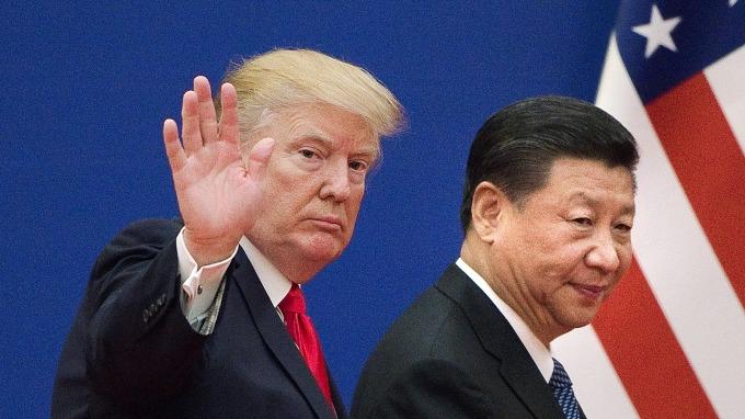 分析師預估,若美中貿易戰再升級,油價恐跌至45美元。(圖片:AFP)
