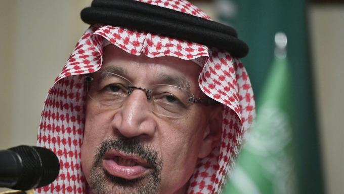 沙國表示提高戒備 且加強供應原油市場 (圖片 : AFP)