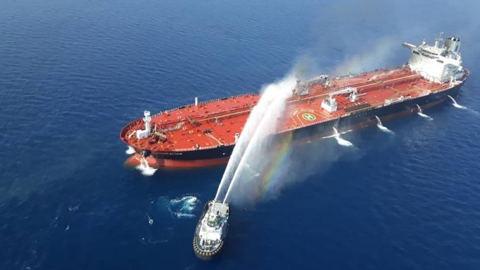 分析師:中東波灣情勢升級 每桶油價可能上漲7美元(圖:AFP)