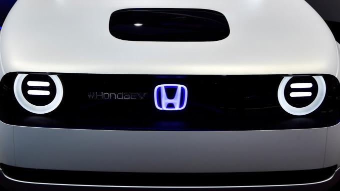〈鉅亨看世界〉本質回歸 Honda e (圖片:AFP)
