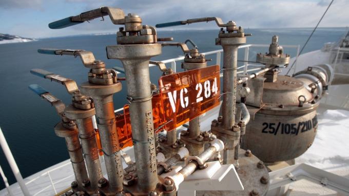 油輪遇襲 中東情勢恐影響天然氣(圖:AFP)