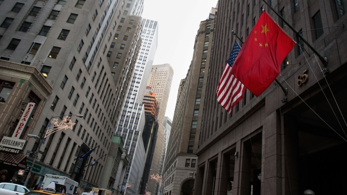 "Fubon chairman:The situation of the US-China trade war is ""not good""."