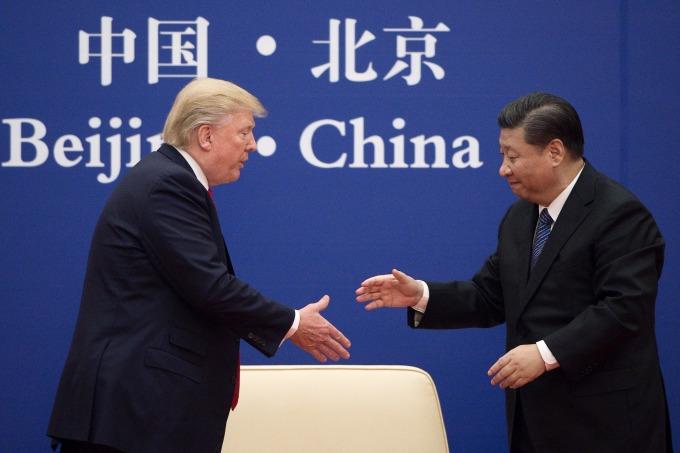 G20 川習會目前仍尚未有正式籌備的消息 (圖片:AFP)