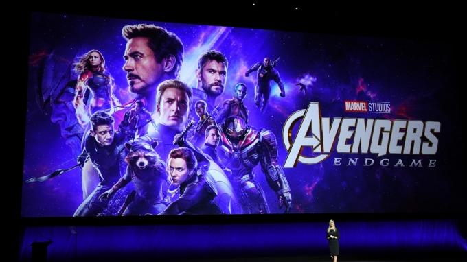 迪士尼2019年全球電影票房有望創下90億美元紀錄(圖:AFP)
