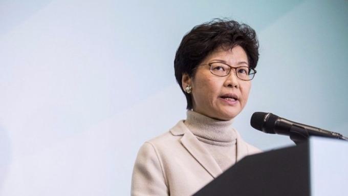 傳香港「逃犯條例」修法將喊停!港府定調先暫緩、但不撤 (圖片:AFP)