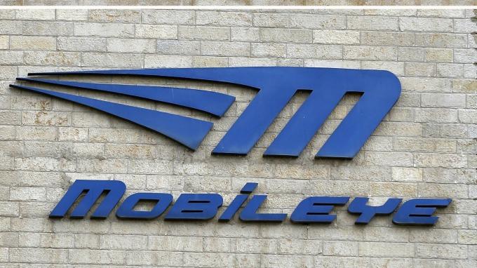Mobileye自駕無人車2020年可上路(圖:AFP)