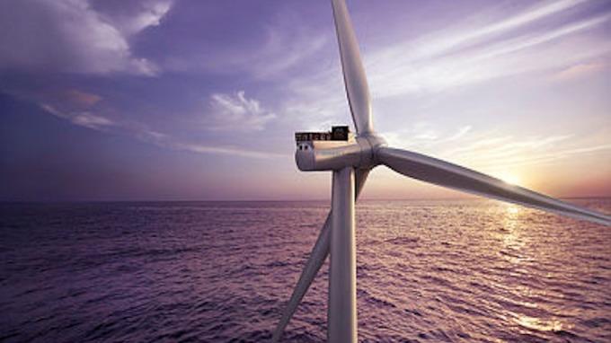西門子歌美颯有條件取得海能風電專案訂單。(圖:西門子歌美颯提供)