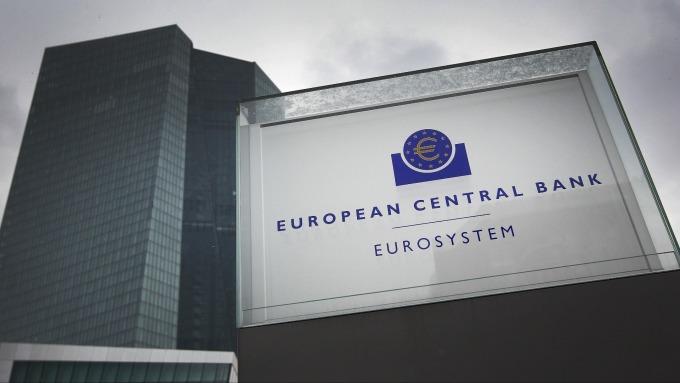 ECB警告 歐洲銀行不良貸款太高 (圖片: AFP)
