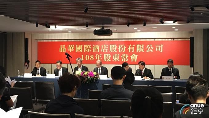 〈晶華股東會〉潘思亮樂觀看台灣「迎來30年來大契機」 貿易戰受惠程度僅次越南