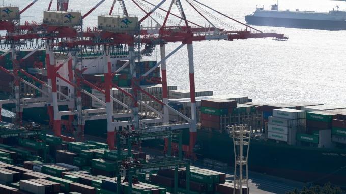 穆迪:美中貿易若持續緊張 日韓台受打擊最重(圖片:AFP)