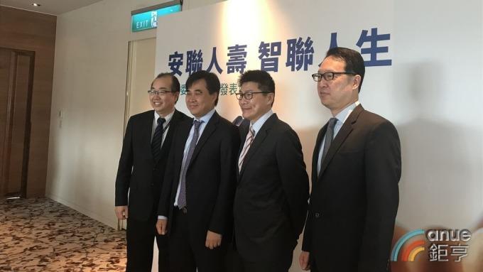 安聯人壽攜手兄弟公司安聯投信,推出新款投資型保單。(鉅亨網記者郭幸宜攝)
