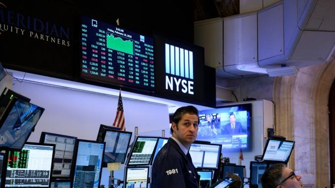 美股盤前─指數期貨走高 Fed政策會議今日開始舉行 (圖片:AFP)
