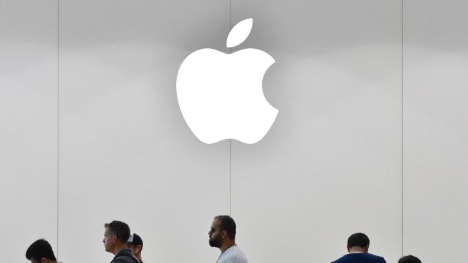 神救援?蘋果考慮出手紓困 JDI。(圖片:AFP)