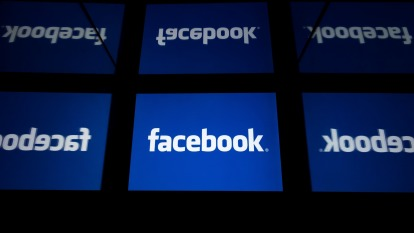 臉書2020年天秤座計畫令市場猶豫、華爾街激動(圖片:AFP)