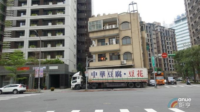 中華食品高屏豆腐產線兩廠合一案確立,並進入建築規劃階段。(鉅亨網記者張欽發攝)