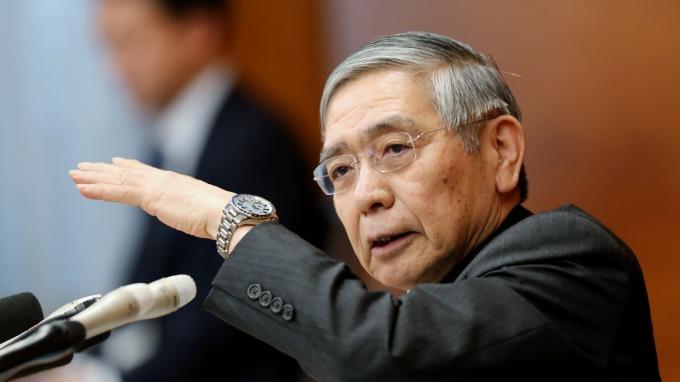 〈Fed唱鴿〉日本央行利率決策、預估維持先前決定。(圖片:AFP)