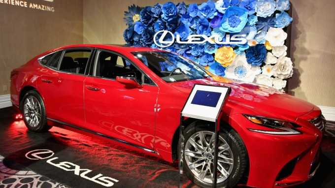 〈分析〉中國經濟放緩、日系車賣得更好?(圖片:AFP)
