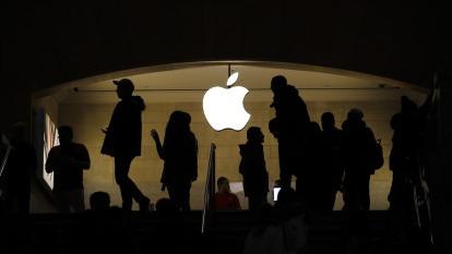 蘋果敦促放棄新一輪關稅計畫 警告 iPhone 關稅風險。(圖片:AFP)